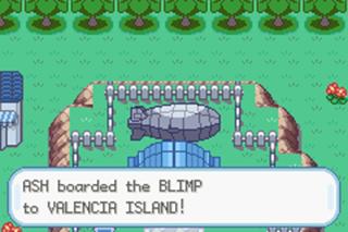 Pokemon Ash Gray Valencia Island